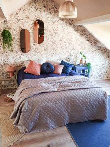 een nieuwe slaapkamer