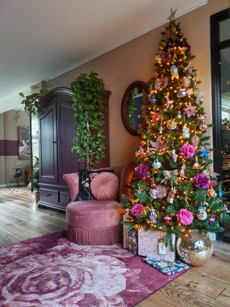 ons huis in kerstsfeer. hoe en wat.