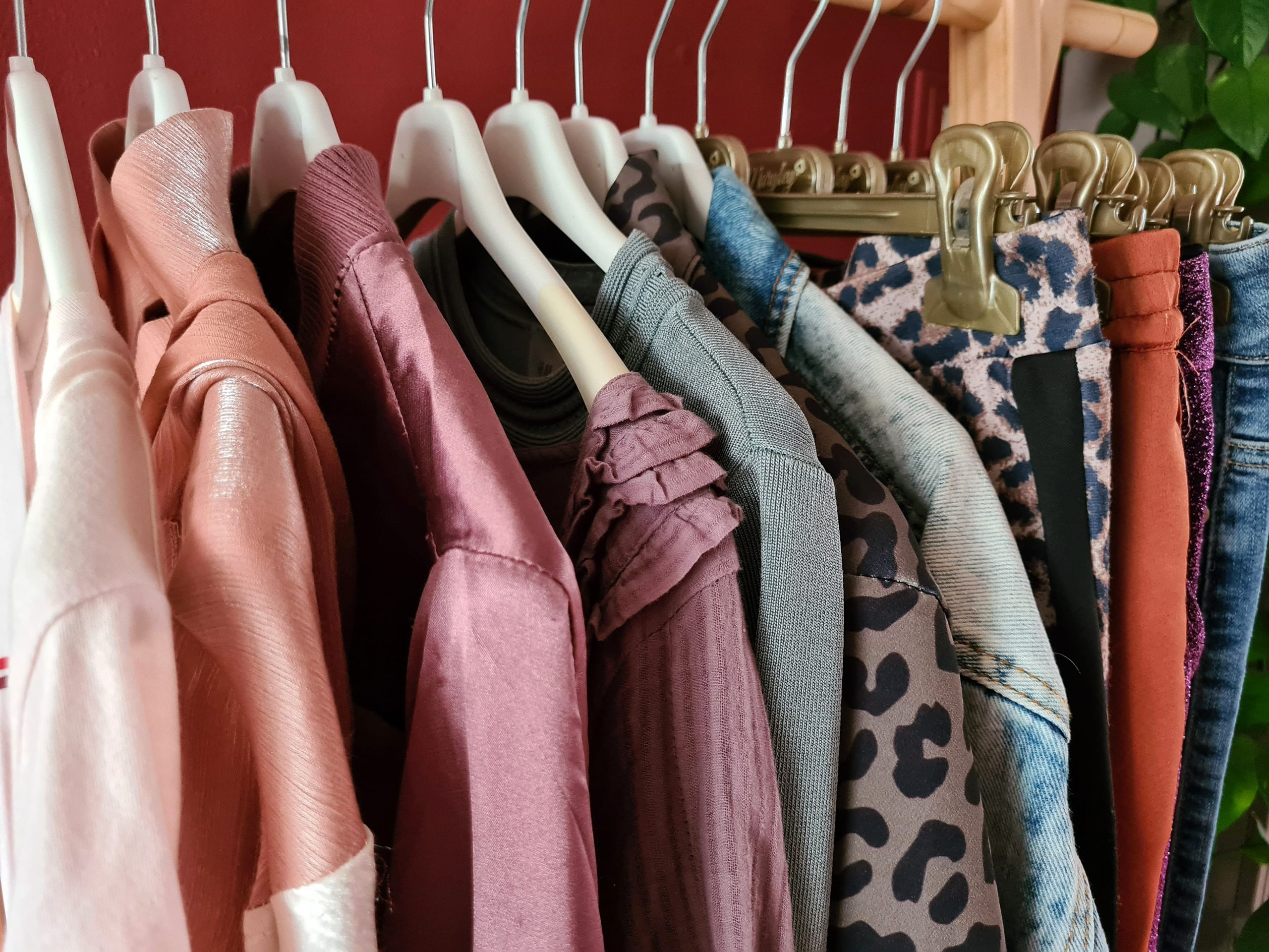 5 redenen voor tweedehands kleding