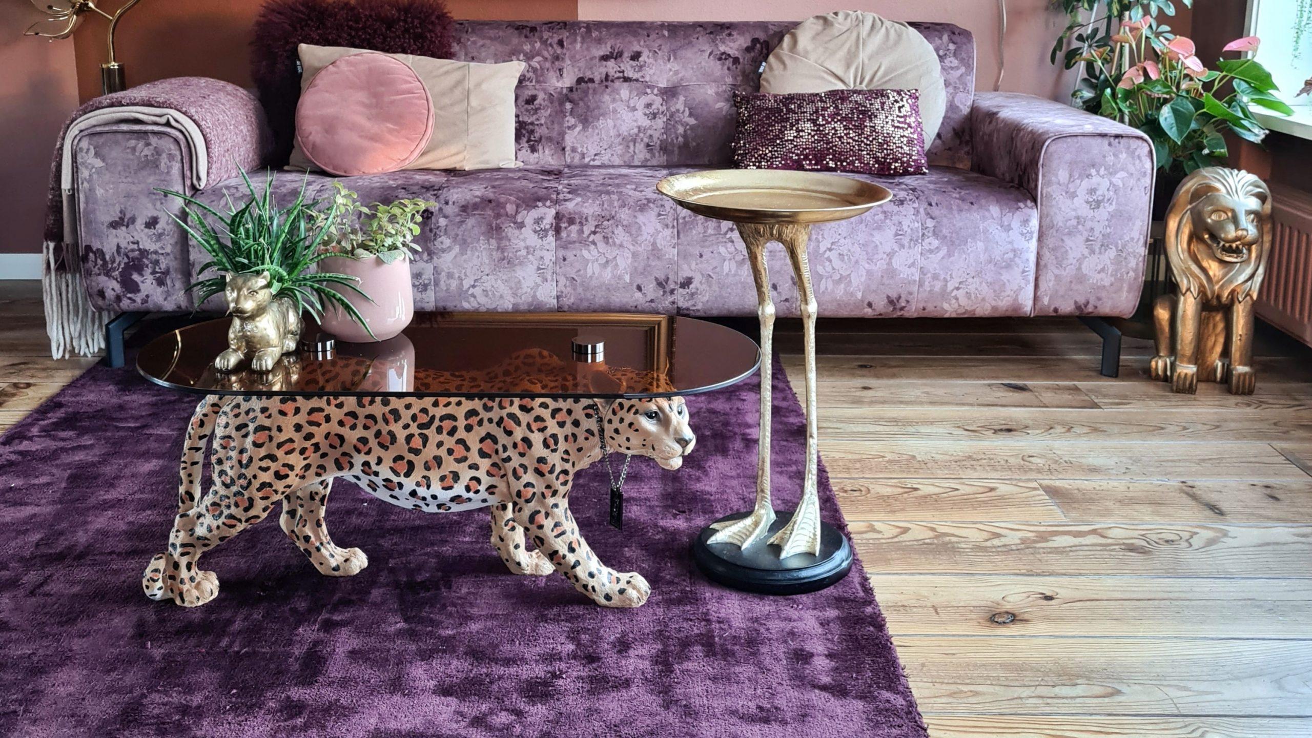 mooie salontafel bijzettafel